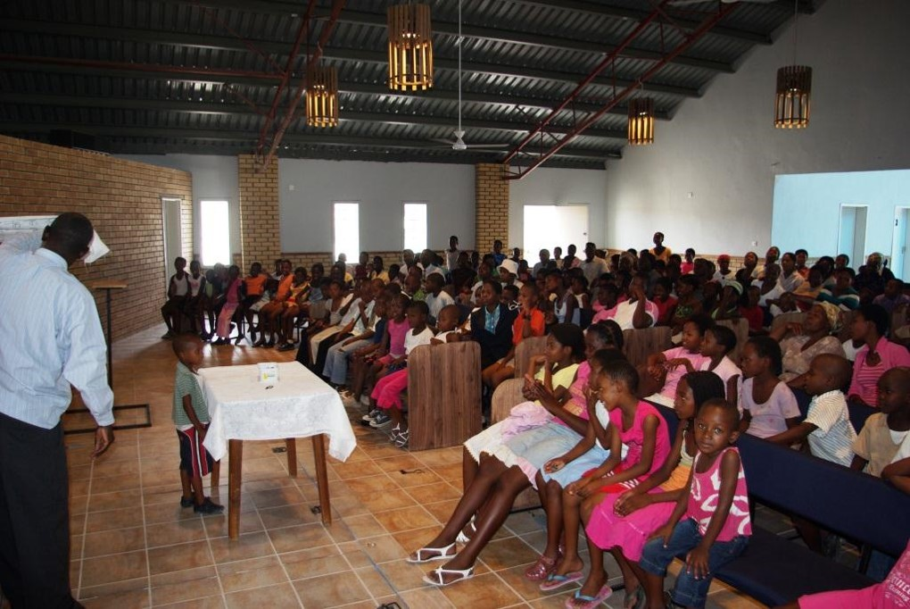 Children-in-chapel